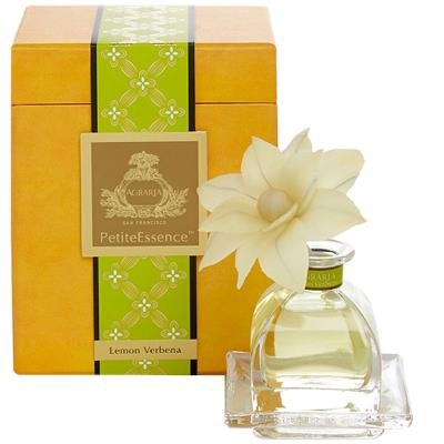 Lemon Verbena Flower Petitte Essence Reed Diffuser by Agraria San Francisco