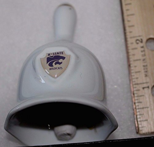 K-State Wildcats Ceramic Bell ()