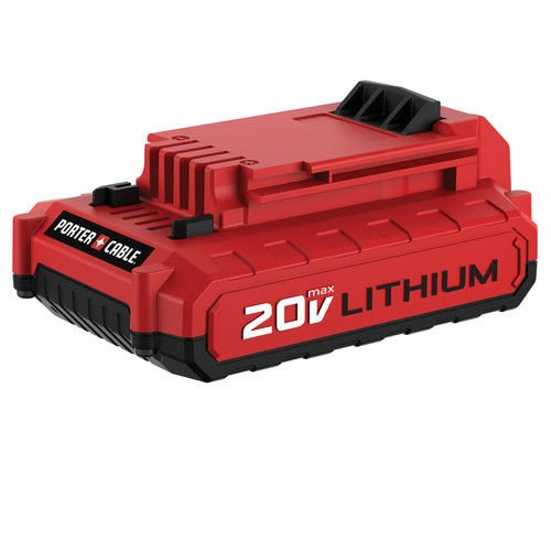 PORTER-CABLE PCC682L 20V MAX 2.0 Amp Hours Lithium Power Tool Battery