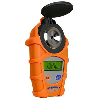 Misco DD-3 Palma lácteos Digital de Abbe refractómetro de ...