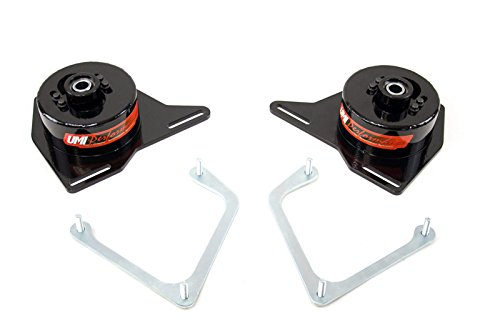 - UMI Performance 2040-B GM F-Body Spherical Caster / Camber Plates - Black