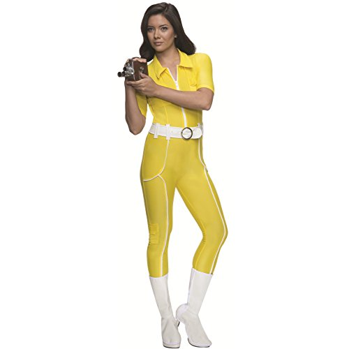 April O'Neil Teenage Mutant Ninja Turtles Womens Costume -Womens (Teenage Mutant Ninja Turtle Female Costumes)