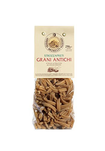 Morelli Pasta Factory - Strozzapreti Ancient Grains - gr. 250 x 16
