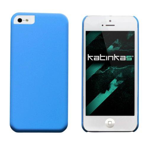 Katinkas Snap On Case für Apple iPhone 5 blau
