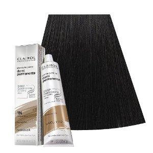 Clairol Professional 1N Neutral Black Demi Permanent Hair Color 1N Neutral Black