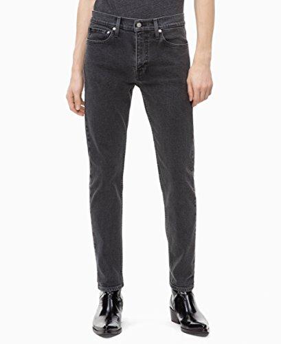- Calvin Klein Men's Slim-Fit Jeans, Atlanta Grey, 30W x 30L