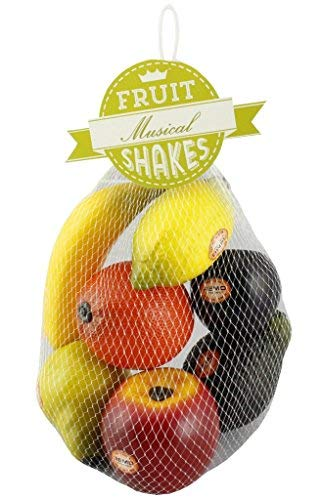Remo Assorted Fruit Shakers- 7 Piece