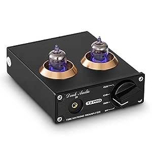 HiFi MM - Preamplificador de Audio estéreo (Mini): Amazon.es ...