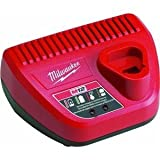 Milwaukee 48-59-2401 12-Volt Lithium-ion Battery Charger