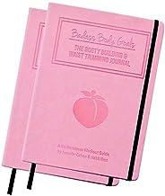 Badass Body Goals by Jennifer Cohen & Habit Nest: Booty-Building & Waist Trimming Journal. (Peac