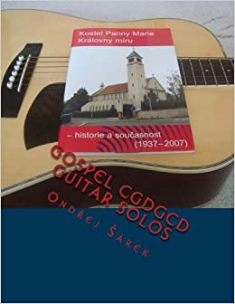 Book Gospel CGDGCD Guitar Solos