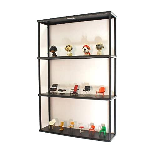 Wall-mounted Steel Shelving Unit - 36