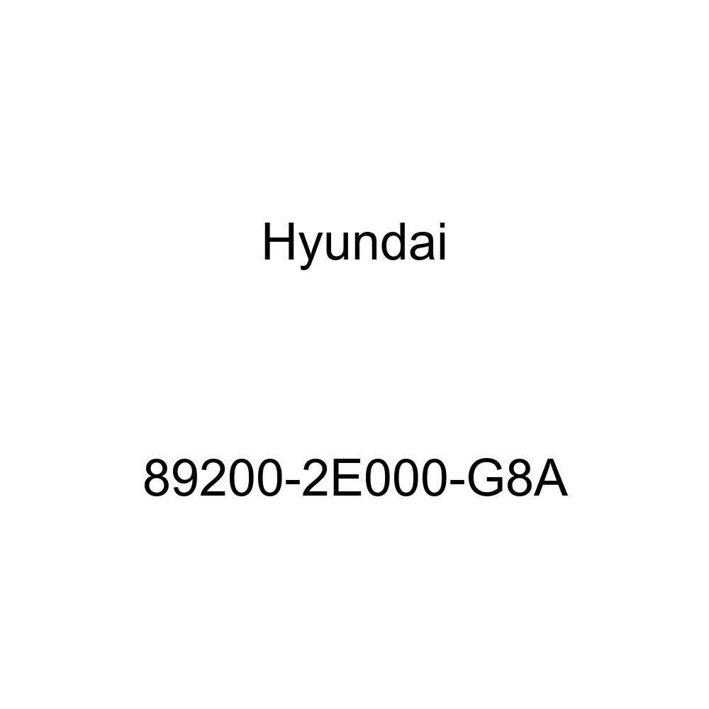 Right Genuine Hyundai 89200-2E000-G8A Seat Cushion Assembly Rear