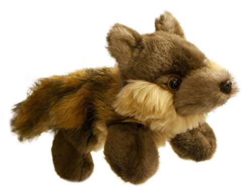 The Puppet Company Full-Bodied Animal  Hand Puppets Wolf