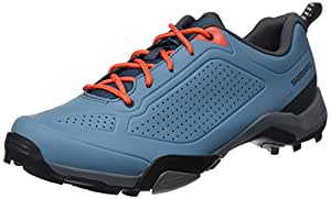 Shimano SHMT3OG360SB00, Zapatillas de Ciclismo de Carretera para Hombre, Azul (Blue), 36 EU