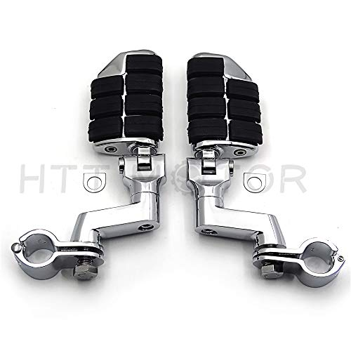 (Chromed Highway Clamps 1.5