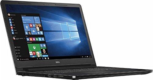 "2016 New Edition Dell Inspiron 15.6\"" HD Display Premium High Performance Laptop PC, Intel Core i3-5015U 2.1 GHz Processor, 4GB RAM, 1TB HDD, HDMI, Bluetooth, WIFI, Webcam, MaxxAudio, Windows 10, Black"