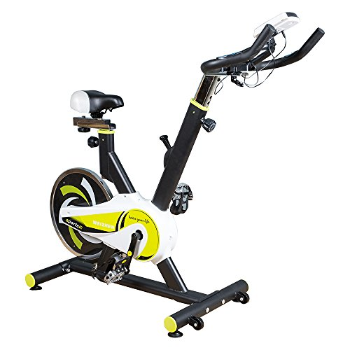 KARMARS PRODUCT Indoor Exercise Stationary Bike for Training