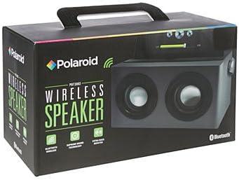 Polaroid Wireless Speaker Pbt10: Amazon.ca: Cell Phones