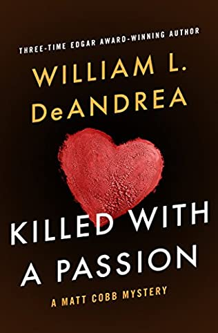 book cover of Killed With a Passion