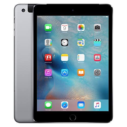 Apple iPad Mini 4-16GB WiFi Space Grey (Renewed) (Ipad Wifi Chip)