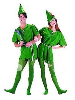 Adult Peter Pan Costume Halloween costume cosplay (Peter Pan Costume Men)