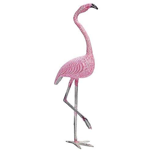 Achla Designs American Flamingo, Garden Animal Statue