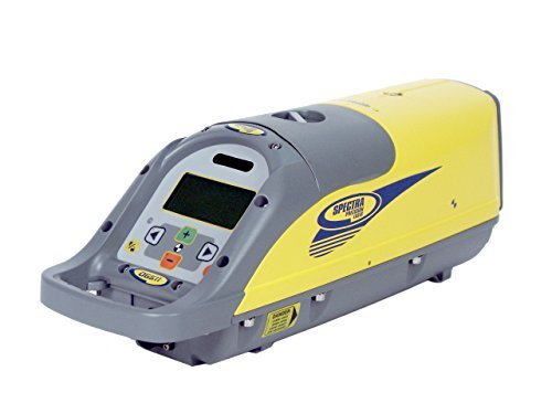 Spectra Iii Remote (Spectra Precision Lasers / Trimble DG511 Pipe Laser with Rc501 3-Button Remote, Nimh Battery Pack, Smart Charger, 956 Target and 8-Inch Invert Plate by Spectra Precision Lasers /)