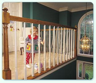 Price comparison product image Kid Shield, 30' Roll for Banister Safety