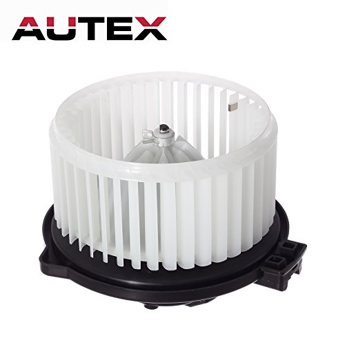 Toyota Celica Heater Core - AUTEX HVAC Blower Motor Assembly Compatible with Toyota Celica 00-05 AC Blower Motor Replacement for Toyota Rav4 01-03 Blower Motor Air Conditioner 700058