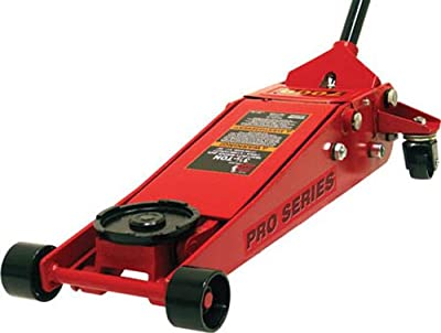 Torin Big Red T83505 Low Profile Service Jack, 3.5 Ton Capacity