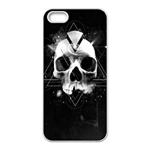 iPhone 5 5s Cell Phone Case White SPACE PUNK Cwkmg