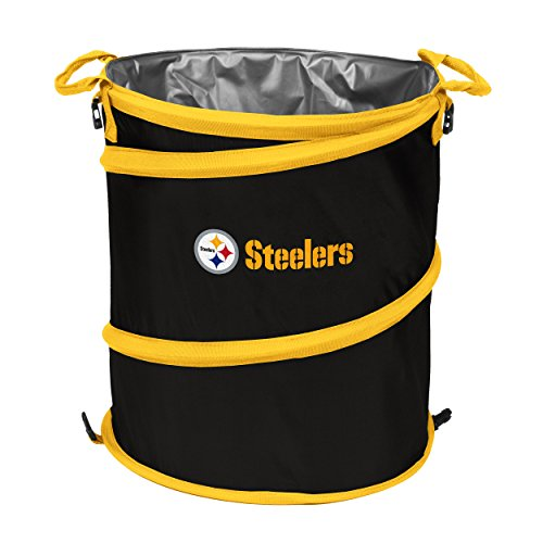 Logo Brands NFL Pittsburgh Steelers 3-in-1 Cooler