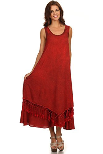 Sakkas Relaxed Double Layered Fringe product image