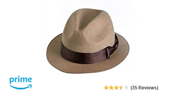 Forum Novelties Men's Adult Fedora Hat