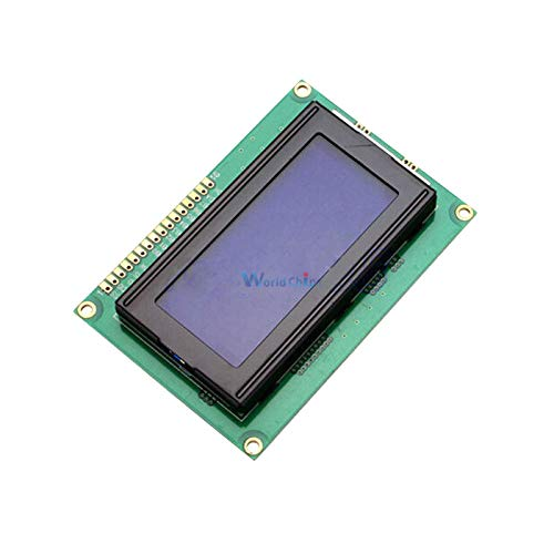 LCD 16x4 1604 Character LCD Display Module LCM Blue Blacklight 5V for Arduino