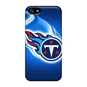 Snap-on Case Designed For Iphone 5/5s- Tennessee Titans