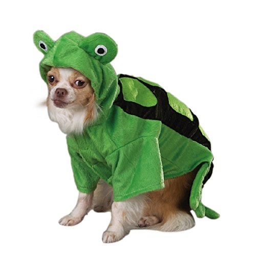 Zack & Zoey Polyester Turtle Dog Costume, X-Small]()