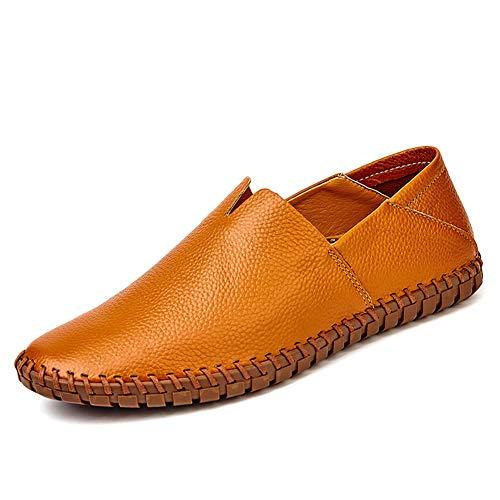 Xzb Mocassins Printemps Cuir B Confort Extérieur 46 De En été Chaussures ons Slip Affaires amp; Homme c Hommes shoes Casual Conduite rwqpvxr