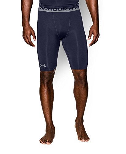 Under Armour Men's HeatGear Compression Shorts – Long