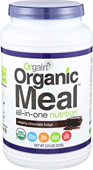 Organic Plant Based Meal Powder