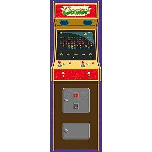 Grupo Erik editores Arcade Gamer–Door Poster