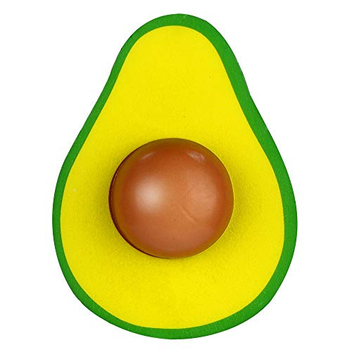 WFFO Slow Rising Squishy Toy, Squishies Simulated Avocado Slow Rising Cream Scented Squeeze Stress Relief Toys for Kids Party Toys Stress Reliever Toy (Colorful)]()