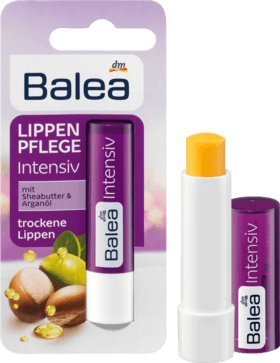 Balea Lip Care Intensive, 4.8 g (pack of 3) - German product