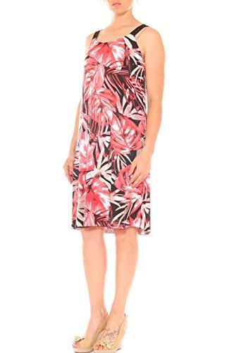 Damen Gocce Kleid di Rot Elena 7OqHcO