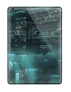 Ipad Air Case Cover Skin : Premium High Quality Spaceship Case
