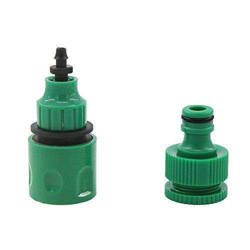 Gunsamg Garden Hose Quick Adapter Tap Connector Starter Set