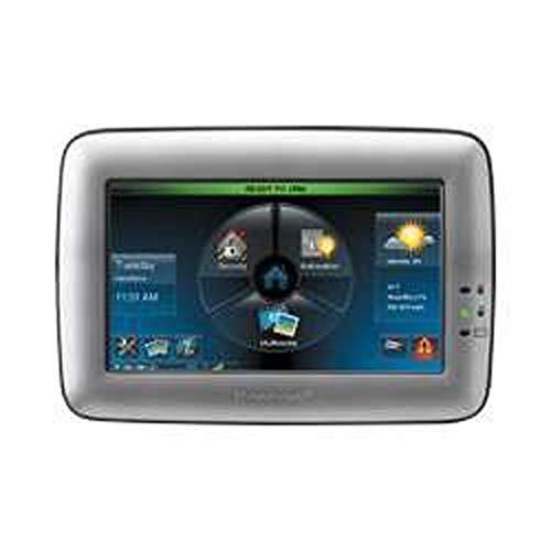 Honeywell Ademco TUXWIFIS Tuxedo Touch Controller w/ Wi-Fi, Silver (6280i) -