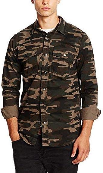 New Look Camisa para Hombre: Amazon.es: Ropa