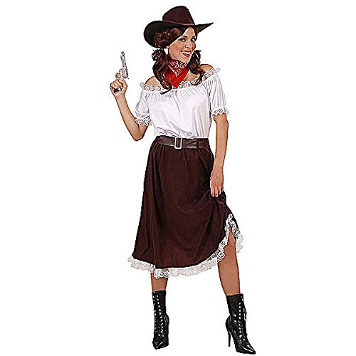 Ladies Cowgirl Outfit Accessory For Wild West Cowboy Fancy Dress - Cowgirl Outfits Women